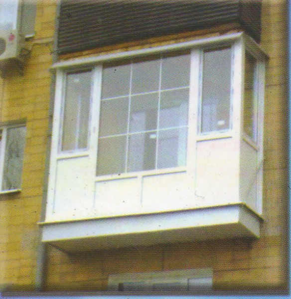 Балконы : утепление, расширение, отделка, остекление и т. д..